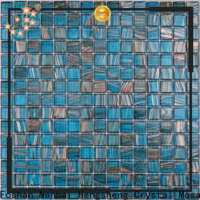 Heng Xing deck pool tile for sale for business for swimming pool