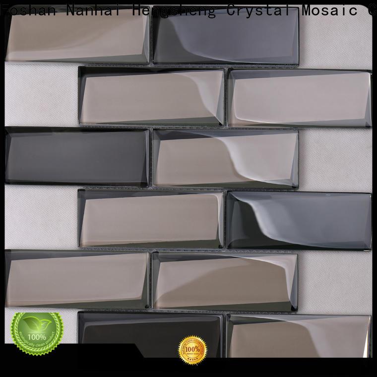 Heng Xing hdt04 ceramic mosaic tile supplier for bathroom
