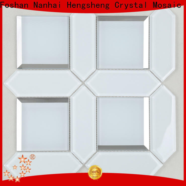 Heng Xing simple penny mosaic tile supplier for kitchen