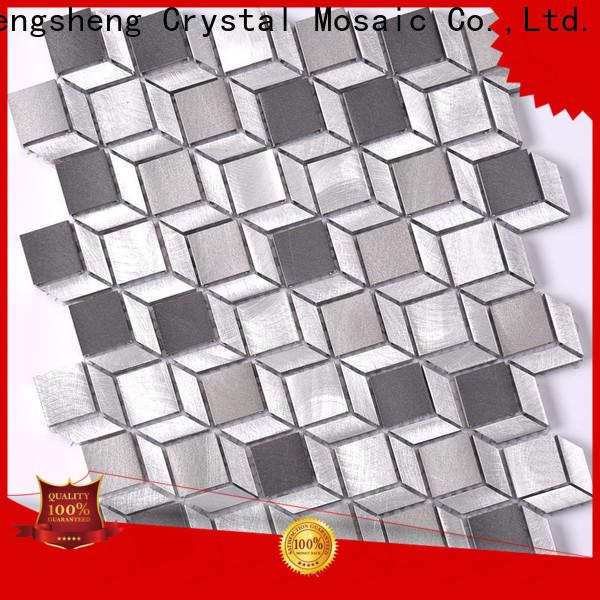 home preminum metal tiles hexagon manufacturer for villa