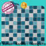 Heng Xing light blue tile mosaic personalized for spa