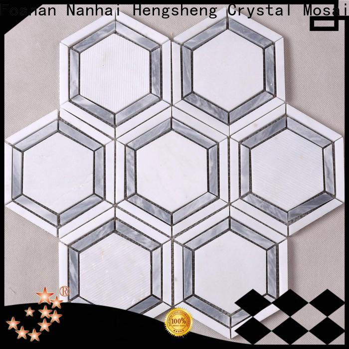 Heng Xing flower cheap floor tiles factory for hotel