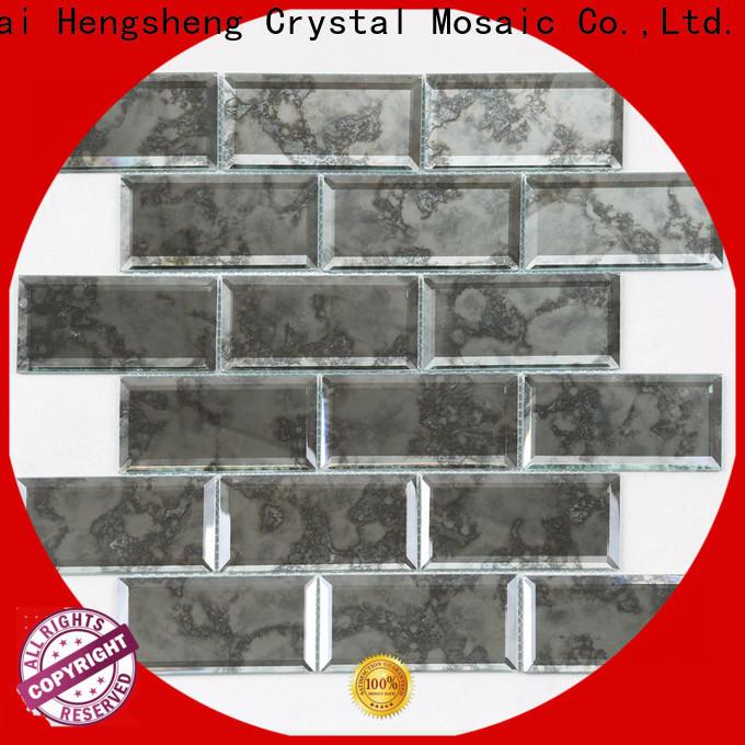 New glass stone backsplash stone Supply for kitchen