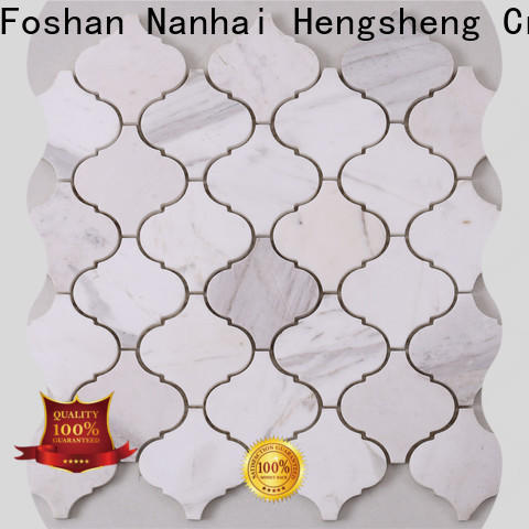 Heng Xing New brick mosaic tile manufacturers for backsplash