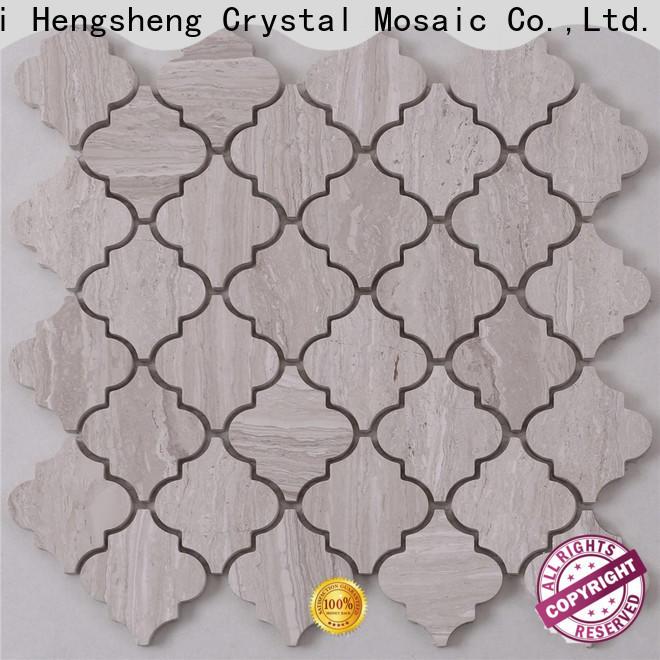 Heng Xing floor travertine slab for business for living room