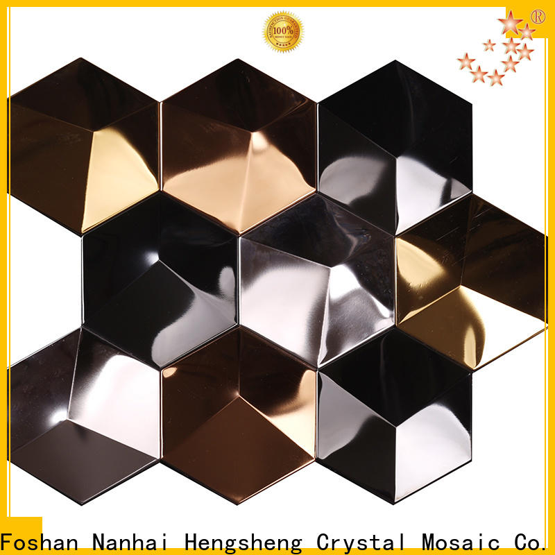 New mosaic tile sheets wall from China for hotel