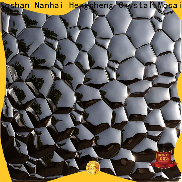 home preminum grey mosaic tiles aluminum from China for kitchen