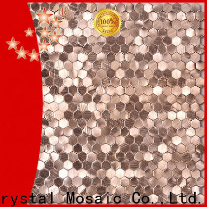 Heng Xing 2x2 custom mosaic tile from China for hotel