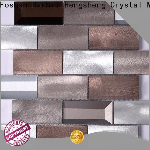 Heng Xing effect pool mosaic tiles factory for restuarant