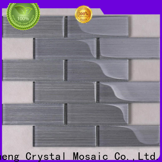 Heng Xing Latest split face tumbled stone manufacturers for hotel