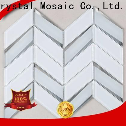 Heng Xing Wholesale glass and stone mosaic tiles company for kitchen