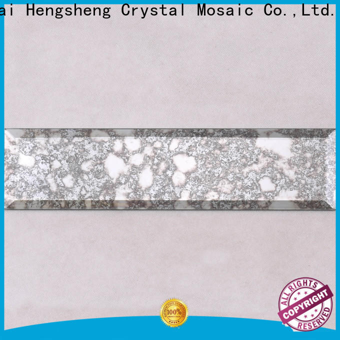 Heng Xing hdt04 venatino polished marble for business for bathroom