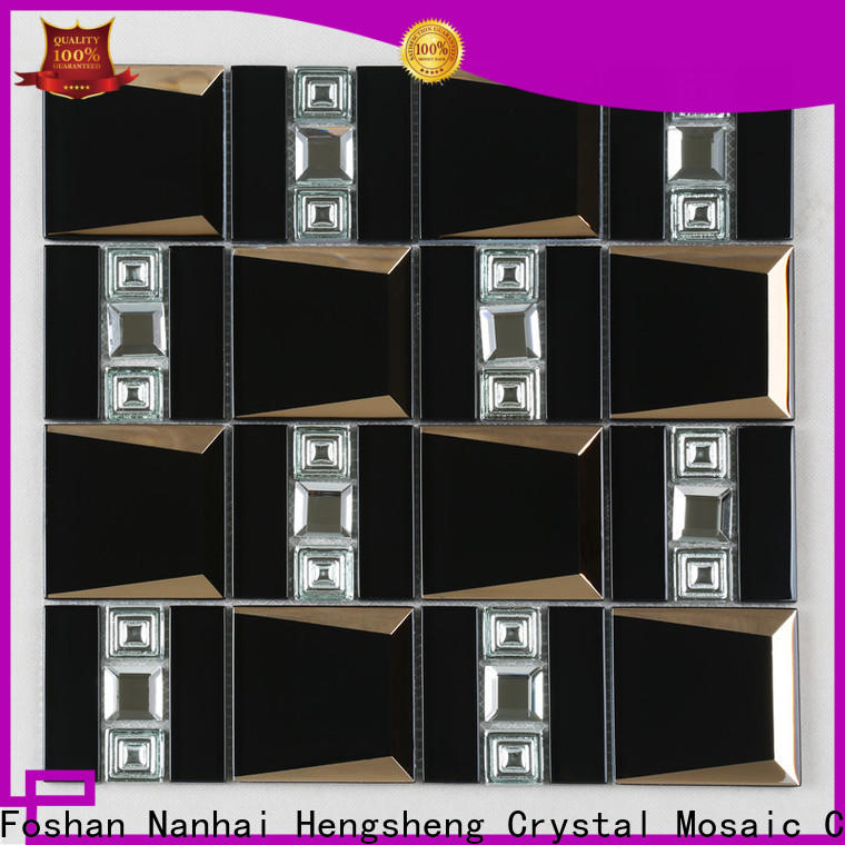 Heng Xing metal 2 inch hexagon ceramic tile for business