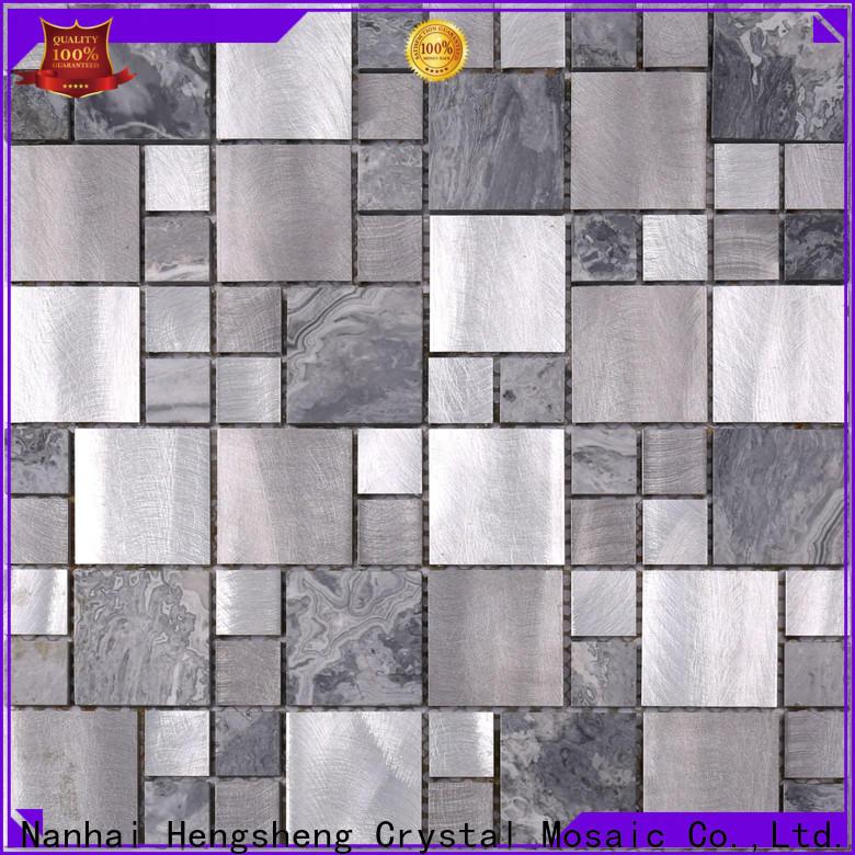 Heng Xing rose mosaic tile raleigh series for restuarant