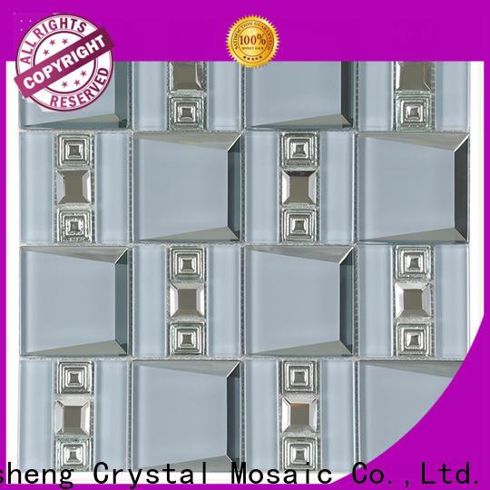 Wholesale metallic tile white factory