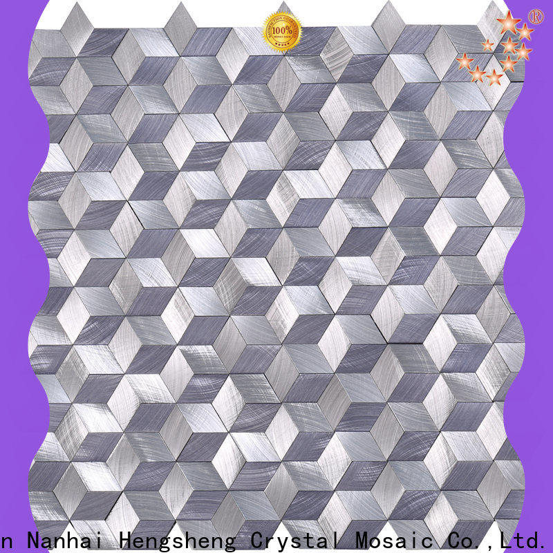 Heng Xing stable glass mosaic tiles company for villa