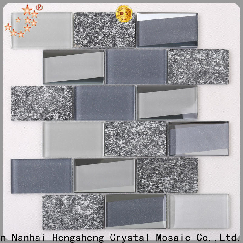 Heng Xing alloy stone subway tile backsplash personalized for living room
