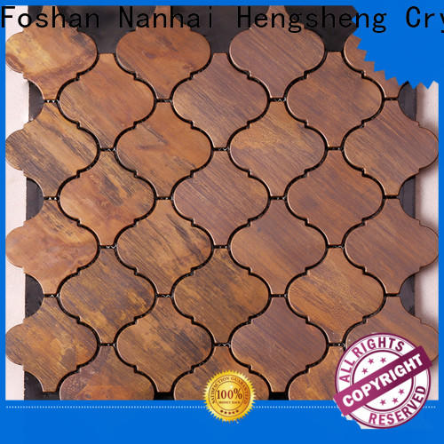 Heng Xing Wholesale metallic floor tile manufacturers for bathroom