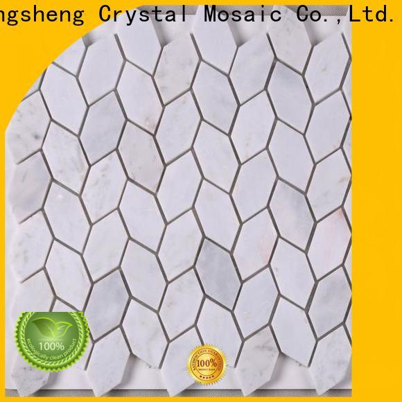 Heng Xing black stone wall tiles Supply for kitchen