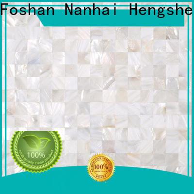 Heng Xing seashell tile manufacturers
