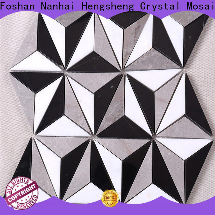 High-quality marble mosaic tile mosaic company for villa