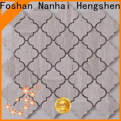Heng Xing metal stone wall tiles Supply for bathroom