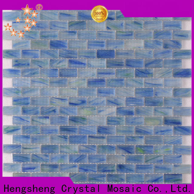 Heng Xing waterline 3d pool tile factory price for spa