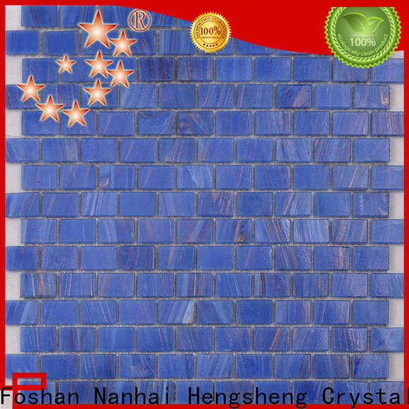 ceramic blue glass pool tile blue company for swimming pool