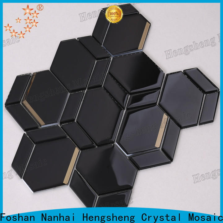 Heng Xing Top waterfall glass tile for business