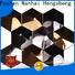 Heng Xing beveled metallic kitchen tiles manufacturer for kitchen