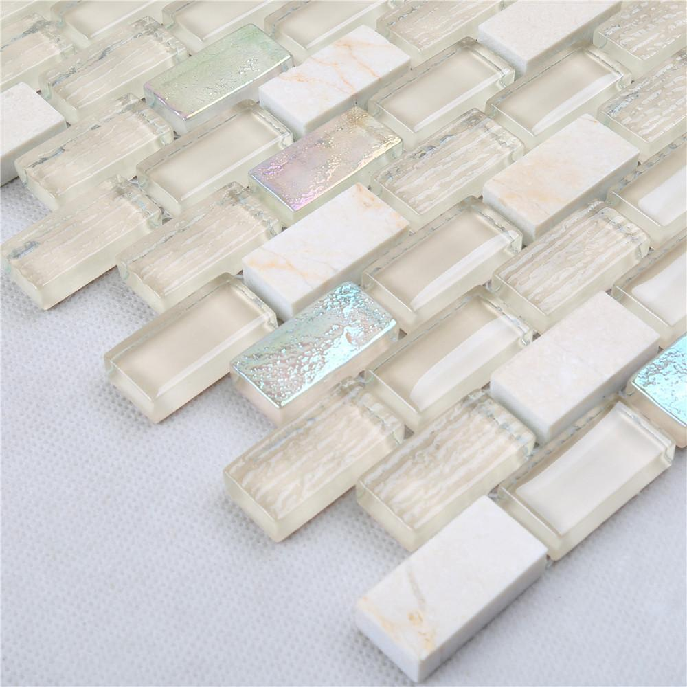 Heng Xing Custom blue mosaic pool tile manufacturers for living room-3