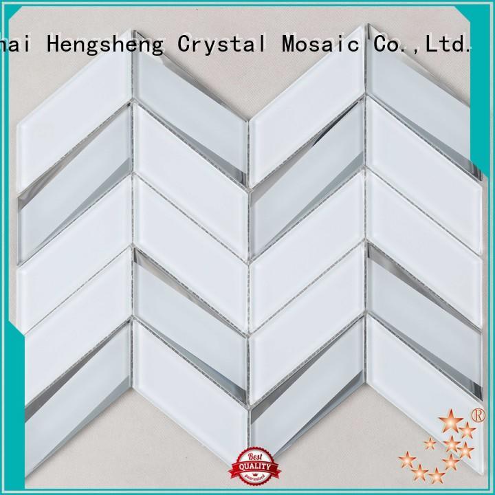 beige inkjet tile personalized for living room Heng Xing