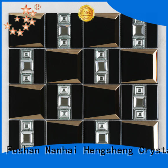 Heng Xing 3x4 ceramic mosaic tile manufacturers for villa