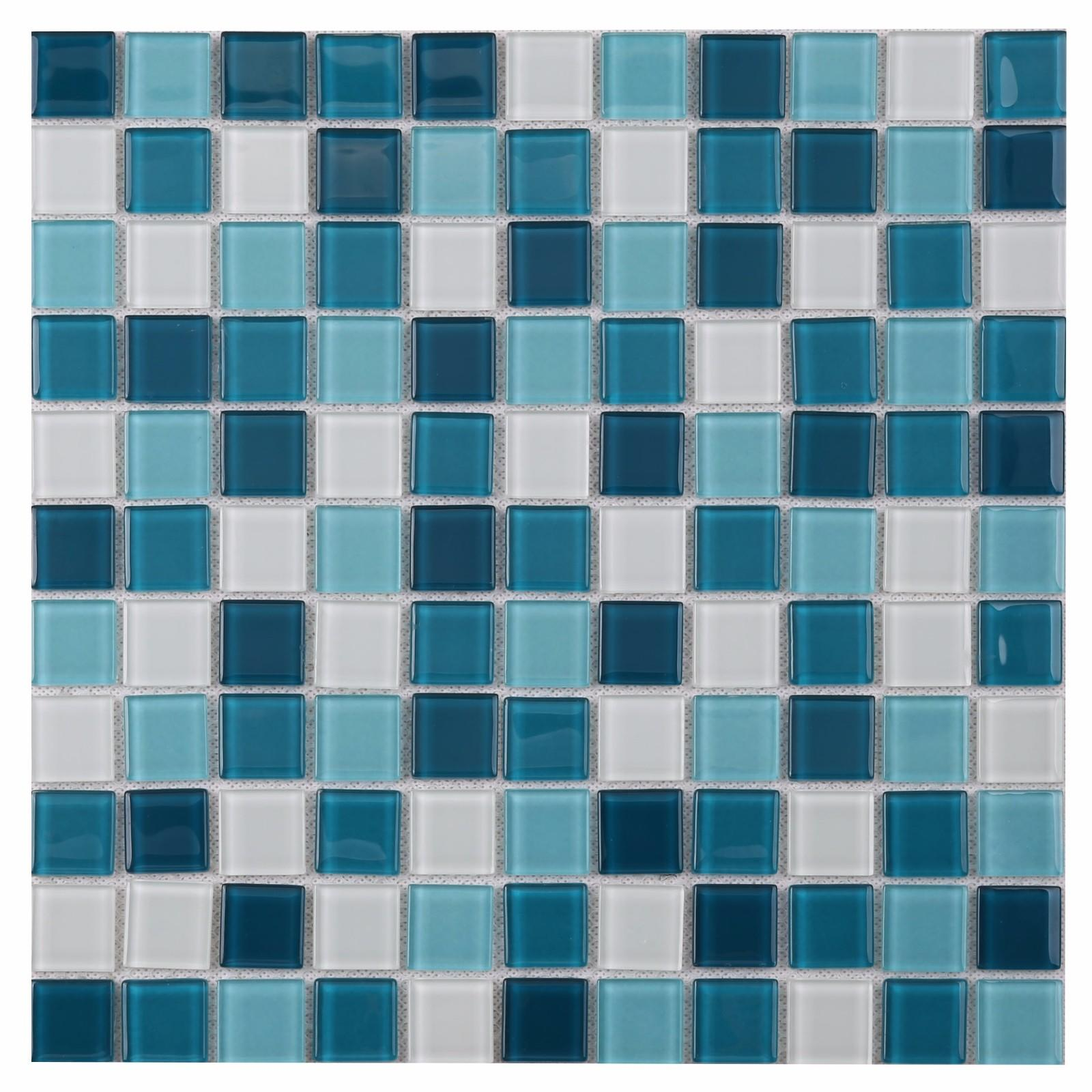 Heng Xing waterline glass pool tile supplier for fountain-2