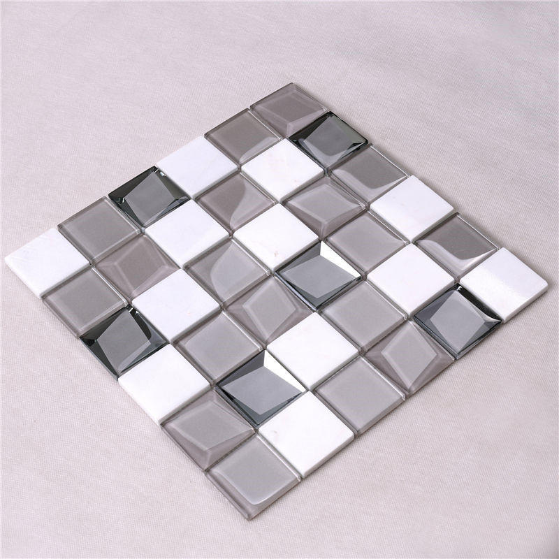 Heng Xing hdt04 slate mosaic tile factory for bathroom-3