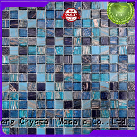 water pool mosaics deck for bathroom Heng Xing