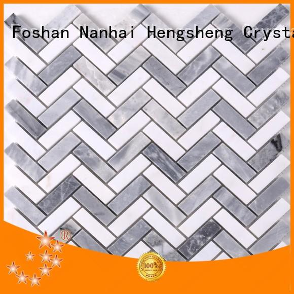 Heng Xing New pool mosaic tiles with good price for backsplash