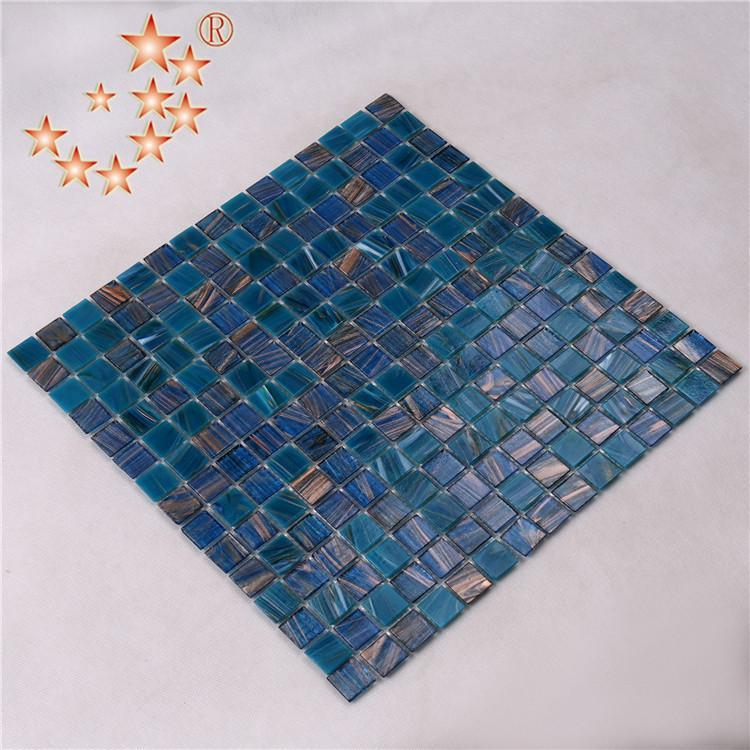 Heng Xing New pearl glass mosaic tile Supply for fountain-2