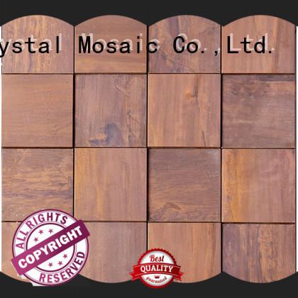 Heng Xing New crystal glass mosaic tiles suppliers manufacturers for bathroom