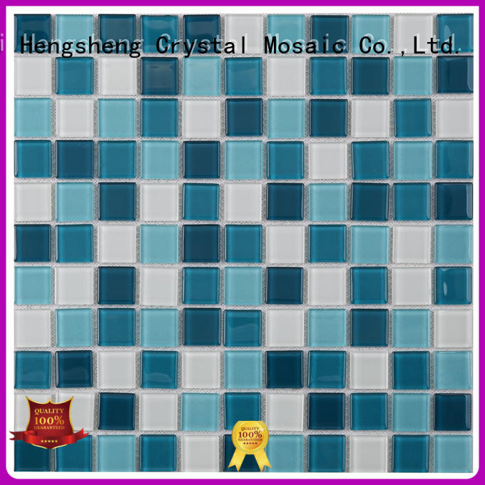 Heng Xing New mosaic tile manufacturers company for swimming pool