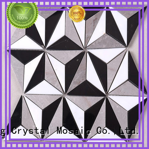 Heng Xing practical lyrette artistic glass mosaic for business for hotel