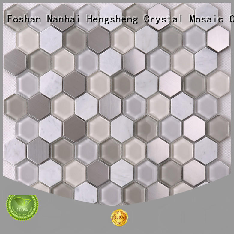 Heng Xing Top carrara marble porcelain tile company for living room