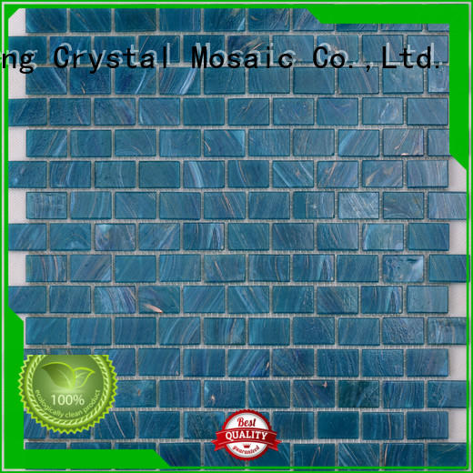 mosaics swimming pool tile suppliers factory price for fountain Heng Xing