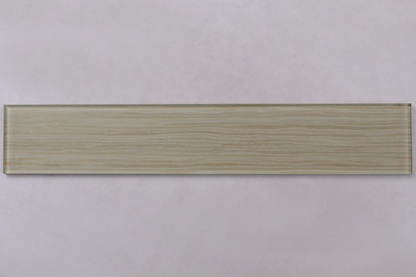 beveled green glass mosaic tile herringbone manufacturers for living room-1