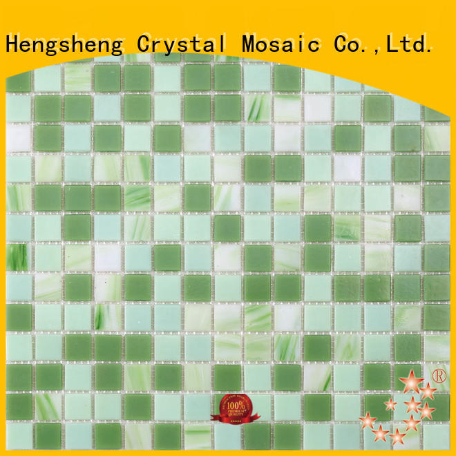 Heng Xing waterline mosaic tile raleigh personalized for bathroom