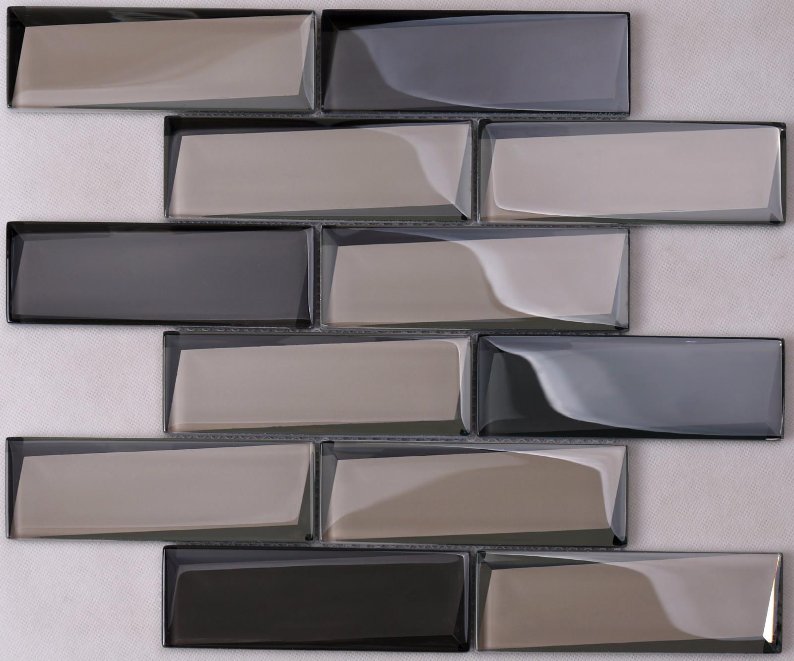 square mosaic travertine tile herringbone company for living room-1