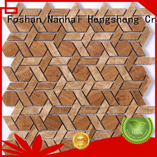 Wholesale mosaic tile sheets stone company for villa