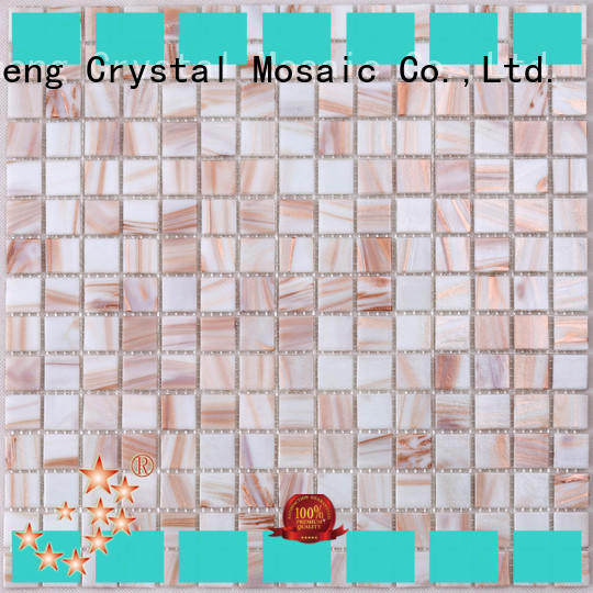 Heng Xing luxury pool glass tile wholesale for spa