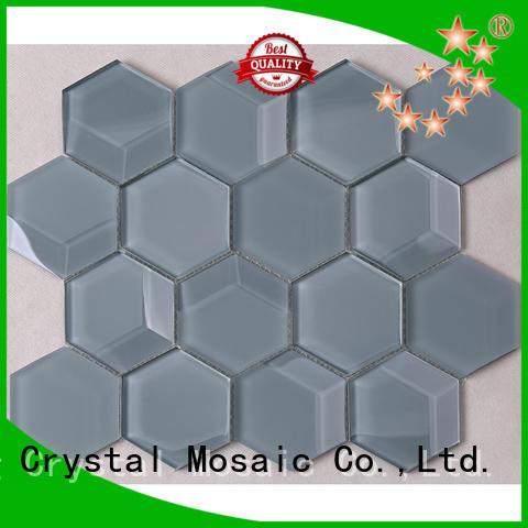 Heng Xing cold glass floor tiles supplier for villa