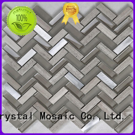 Best glass tile shower iridescent for business for bathroom